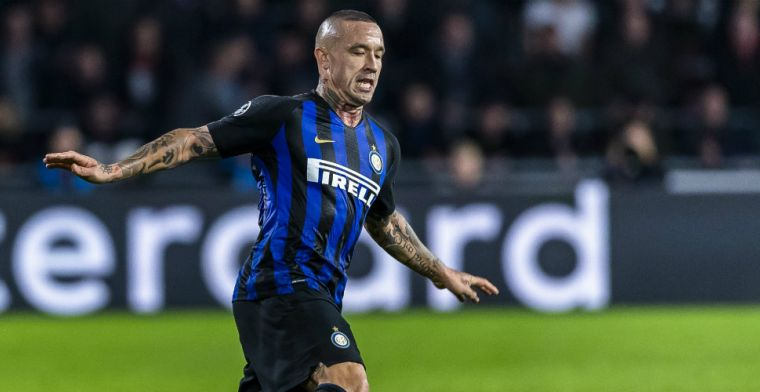 PSG kan Nainggolan na half jaar verlossen van Internazionale