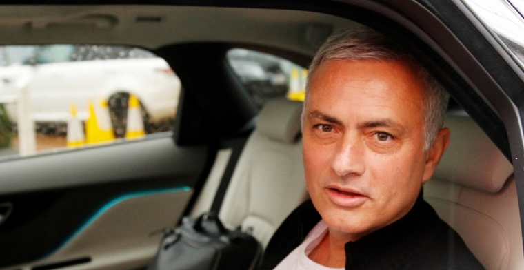 Mourinho: 'Als een professional een terugkeer wordt aangeboden is dat een eer'