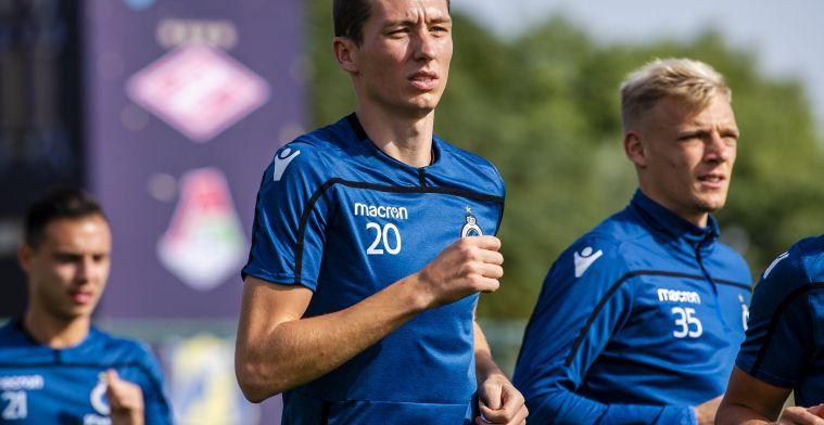 Vanaken houdt nog rekening met Anderlecht: Met hen weet je nooit