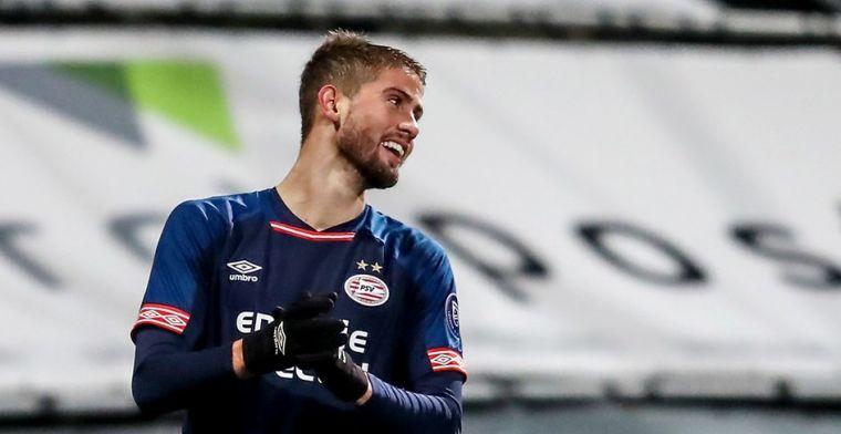 'Jong PSV-uitblinker mag transfervrij vertrekken: NAC Breda op poleposition'