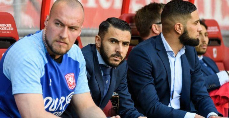 Assaidi maakt weer minuten: 'Twente helpen bij de terugkeer naar de Eredivisie'