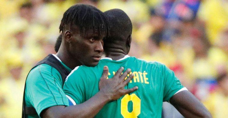 UPDATE: Terugkeer aanstaande, Mbodji trekt Anderlecht-tenue al aan