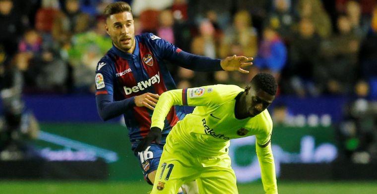 Barça geeft sterren rust en krijgt deksel op de neus: nederlaag in bekertoernooi