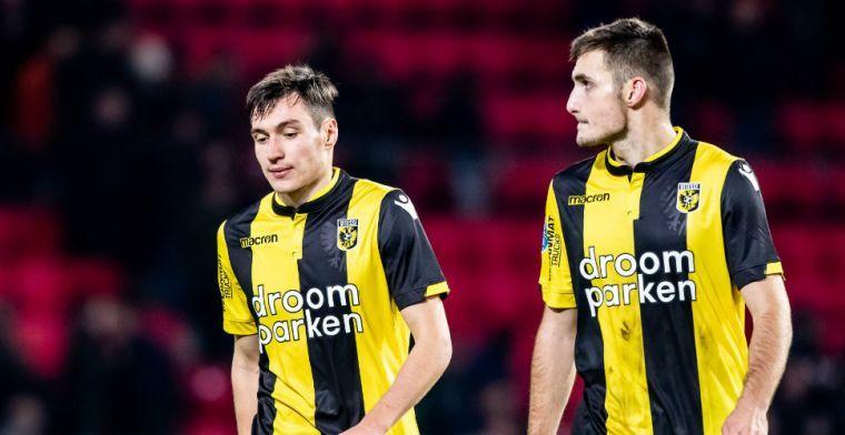 Domper voor Vitesse: middenvelder moet trainingskamp vroegtijdig verlaten