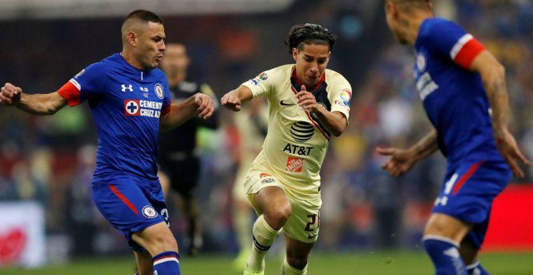 De Telegraaf: Ajax akkoord met Club América, bal ligt bij Lainez