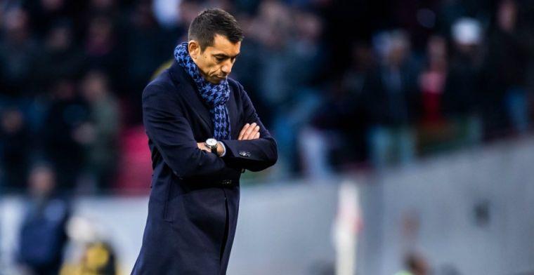 Van Bronckhorst kondigt Feyenoord-transfers aan: Ik noem geen namen
