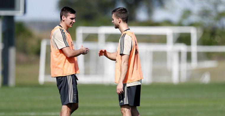 'Ajax accepteert bod van twaalf miljoen euro: vierjarig contract in Spanje'