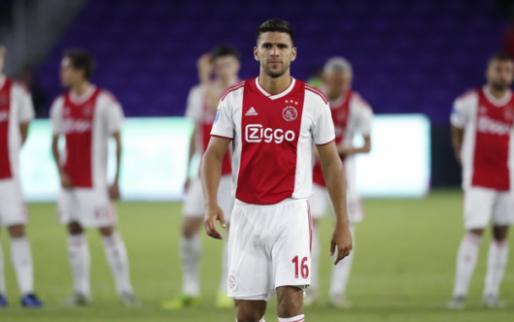 Afbeelding: Ajax verliest na penalty's; debuut Magallán en Traoré en rentree Veltman