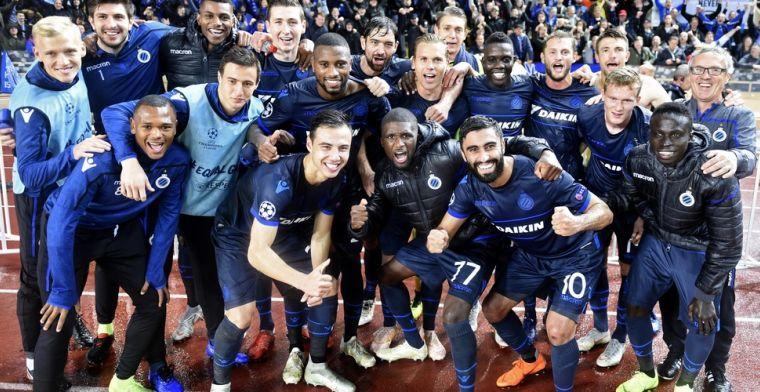 LIVE! Club Brugge neemt het in Derby der Lage Landen op tegen PSV