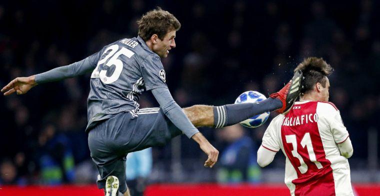 Karatetrap kost Müller twee Champions League-wedstrijden, ook Wöber geschorst