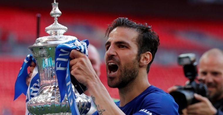 Henry heeft beet: Fabregas stelt zijn horloge in voor transferonthulling