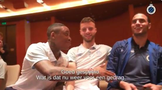 Amrabat het haasje bij potje FIFA tussen duo's van PSV en Club Brugge