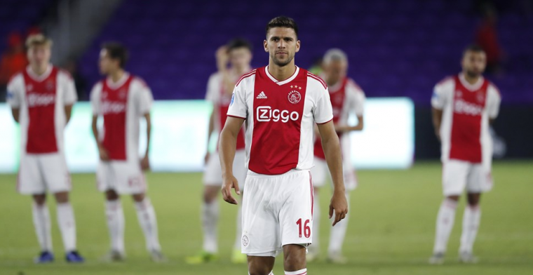 Ajax verliest na penalty's; debuut Magallán en Traoré en rentree Veltman