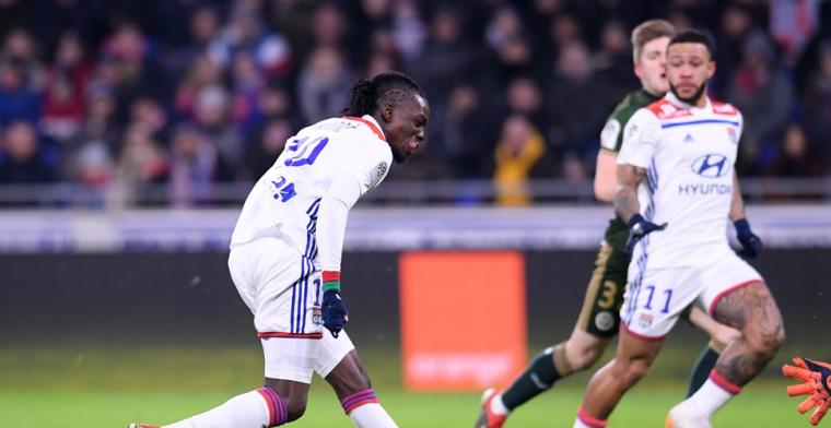 Duur puntenverlies van Olympique Lyon tegen nummer negen van Ligue 1