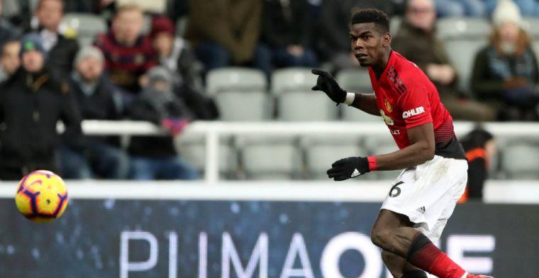 Manchester United wil Pogba ruilen voor vleugelspeler Juventus