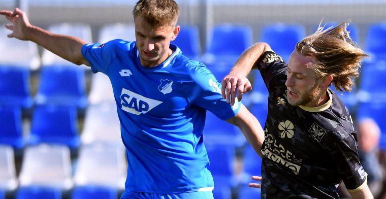 TSG 1899 Hoffenheim serieus maatje te groot voor STVV in oefenwedstrijd