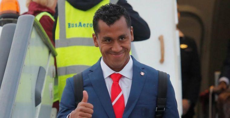 Update: Van Geel bevestigt: Feyenoord in onderhandeling over verhuur Tapia