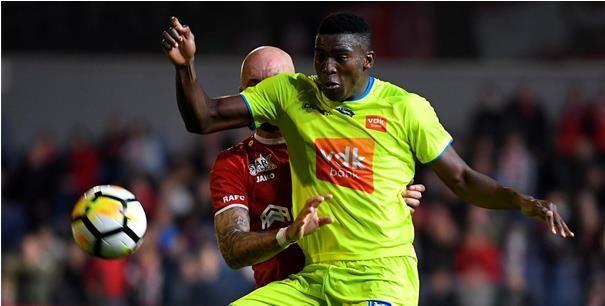OFFICIEEL: Gent-flop Awoniyi maakt transfer binnen Jupiler Pro League
