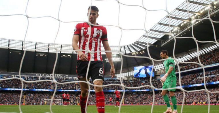 Hoedt mag vertrekken bij Southampton: Bijna iedereen zien spelen, behalve hem