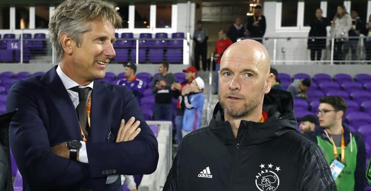 Ten Hag teleurgesteld: '100% van overtuigd dat dit een speler voor Ajax zou zijn'