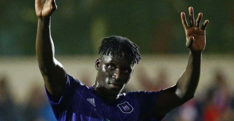 OFFICIEEL: Anderlecht sluit Mbodji opnieuw in de armen: ''Halen toptalent terug''