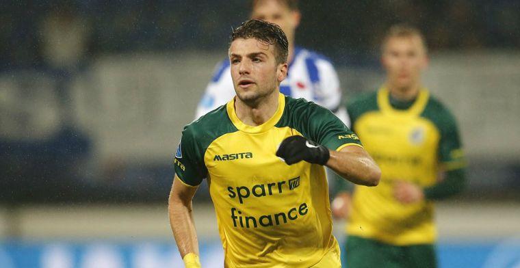 Fortuna-aanvaller kon ook naar VVV-Venlo: 'Hij overtuigde me volledig'
