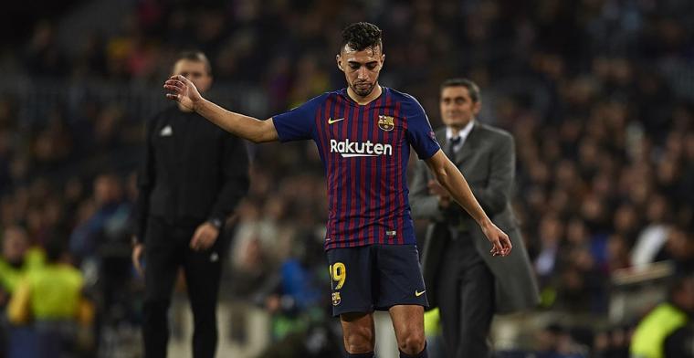 Sevilla kondigt na Wöber-deal ook akkoord met FC Barcelona aan