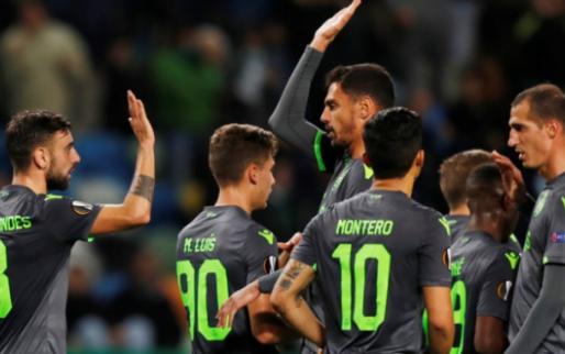 Afbeelding: Keizer en Sporting balen van resultaat tegen koploper FC Porto