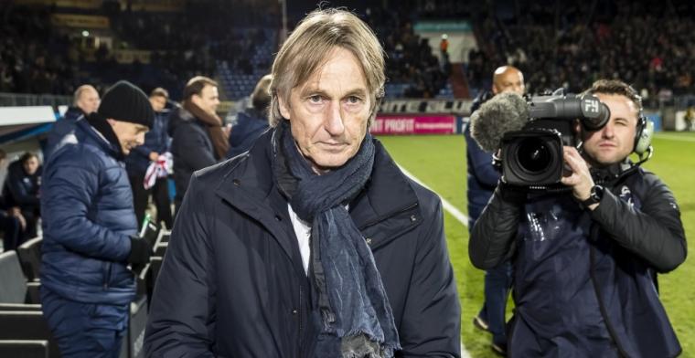 Kous is af voor Koster na incident bij Willem II: 'Ik ben geen politieagentje'