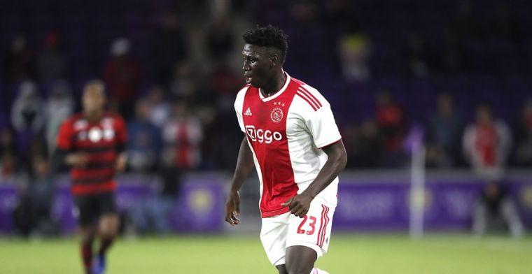 Aanwinst: Voor mij telde alleen Ajax, er waren geen andere clubs in beeld