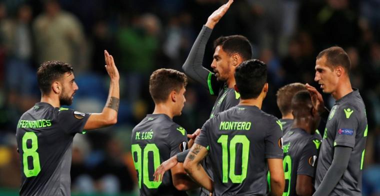 Keizer en Sporting balen van resultaat tegen koploper FC Porto