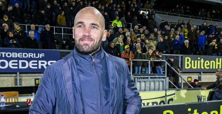 Van der Gaag: 'Hij beseft zelf niet dat hij verschrikkelijk veel potentie heeft'