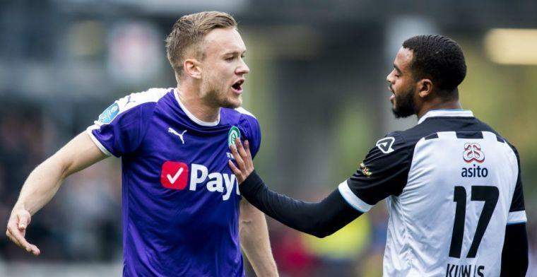 Nieuw Groningen-contract lonkt na mislopen Belgische transfer: 'Stap willen maken'