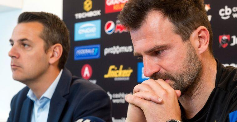 """Leko ziet probleem bij Club Brugge; """"Ik vind het heel jammer"""""""