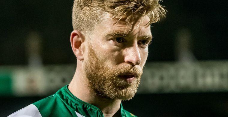 'Joh, als wij in de Eredivisie blijven terwijl ik niet scoor, dat vind ik prima'