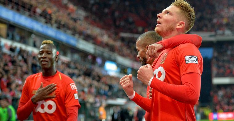 'Geduld is op: Standard stapt naar de FIFA om 2,3 miljoen euro op te eisen'