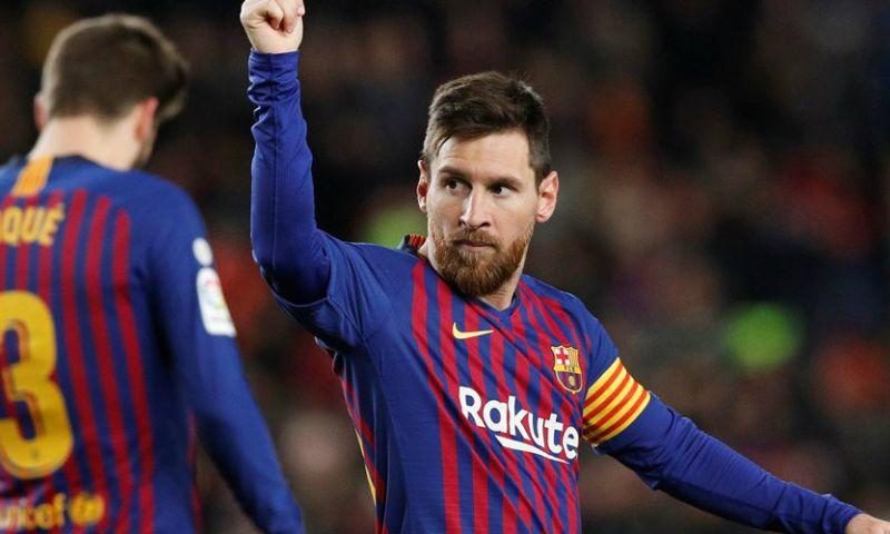 Afbeelding: Indrukwekkende mijlpaal voor Messi bij ruime overwinning FC Barcelona