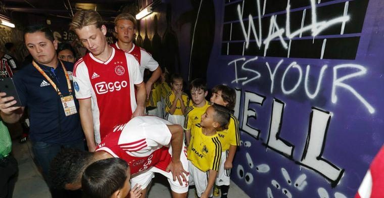 'Frenkie de Jong en PSG akkoord: vijfjarig contract en miljoenensalaris in Parijs'