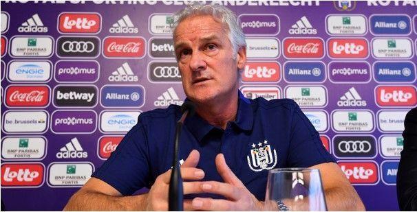 'Misschien blijf ik wel twintig jaar bij Anderlecht, een geweldige uitdaging'