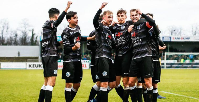 FC Den Bosch scoort zes keer, wint periodetitel en verstevigt koppositie
