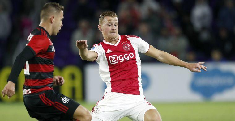 94a8c89122c Geen interesse in Ajax-vertrek: 'De meeste spelers komen nooit terug na  verhuur