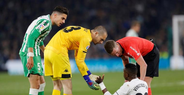 Vinicius jr. gaat te ver: Ik denk niet dat dit hoort bij een Real Madrid-speler