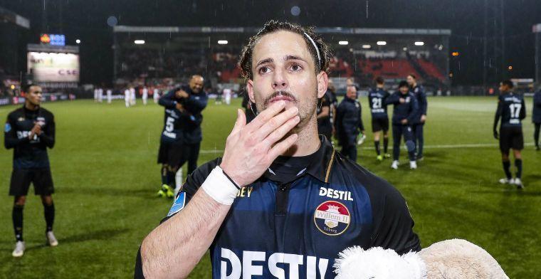 Update: Miljoenendeal in de maak: Sol ontbreekt op trainingsveld Willem II