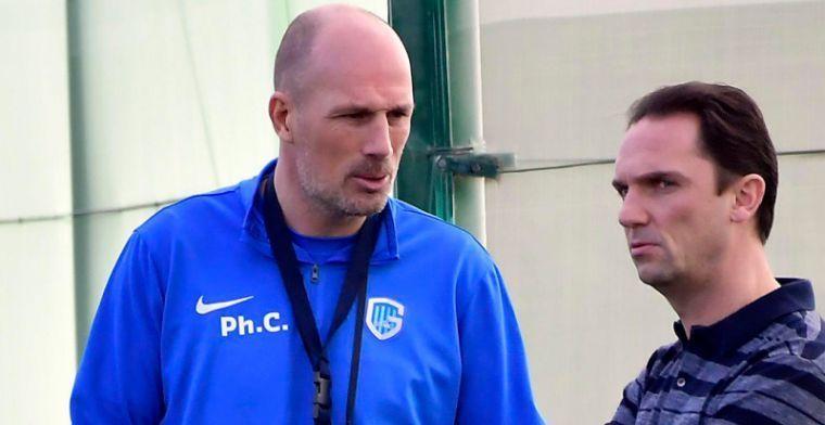"""Clement laat zich uit over aankopen KRC Genk: """"Hij heeft een achterstand"""""""