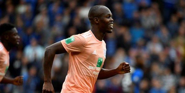 Update: 'Lokeren rondt woensdag de komst van Anderlecht-aanvaller Musona af'