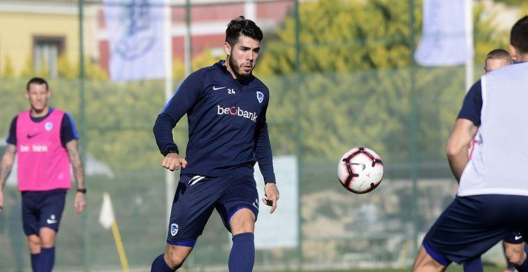 'Gewilde Pozuelo niet op training, maar wel op de club'