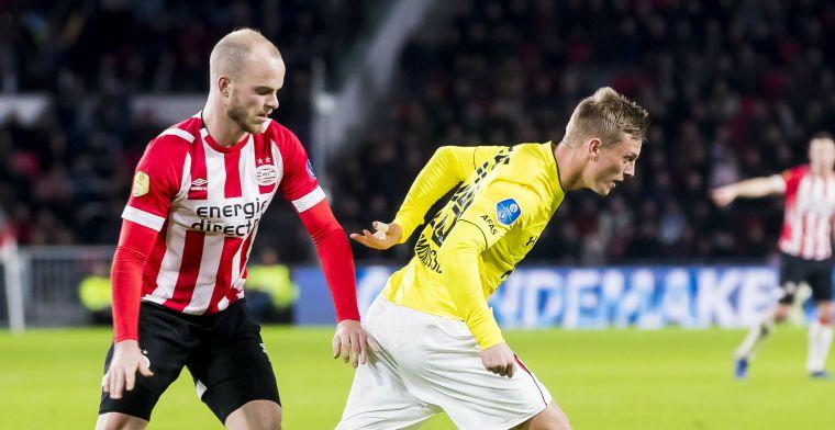 Primeur tijdens Nieuwjaarsshow in Eindhoven: tevreden PSV breekt contract open