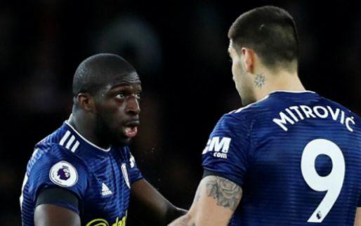 Afbeelding: 'Yogasessie bij Fulham resulteert in ruzie tussen twee aanvallers'