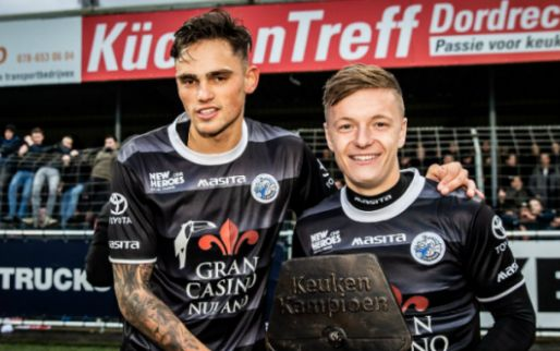 Afbeelding: Den Bosch-spelers over underdogs Keuken Kampioen Divisie: 'Dat zijn wij toch echt'