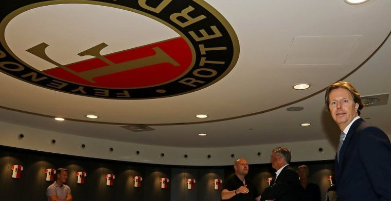 Feyenoord kondigt samenwerking met FC Dordrecht aan: 'Per direct'
